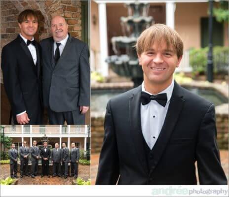 wedding-photos-andrea-dustin_0005-464x400 Andrea and Dustin {Married} - Sneak Peek | Mobile Alabama Wedding Photographer Business Wedding