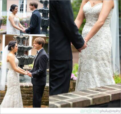 wedding-photos-andrea-dustin_0010-425x400 Andrea and Dustin {Married} - Sneak Peek | Mobile Alabama Wedding Photographer Business Wedding