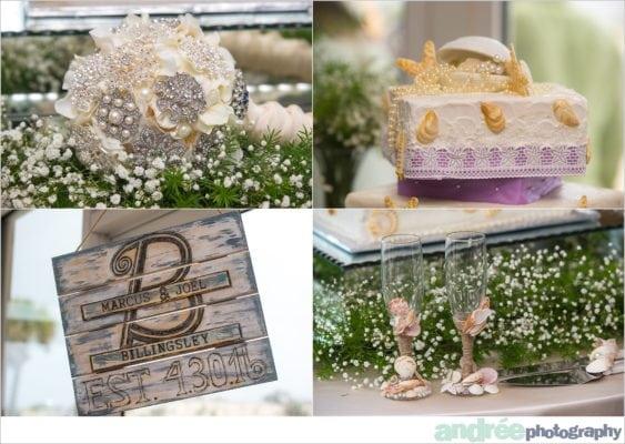 Joel-and-Marcus-Wedding-Previews_0040-563x400 Joel and Marcus {Married} | Isle Dauphine | Dauphin Island AL Business Wedding