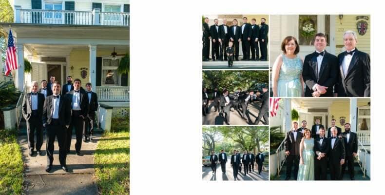007-008-3-790x400 Emily and John {Wedding Album} | Mobile Alabama Wedding Photographer Wedding