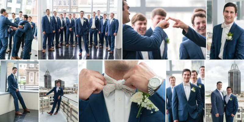 007-008-5-800x400 Emily and Harrison {Wedding Album} | Mobile Alabama Wedding Photographer Wedding