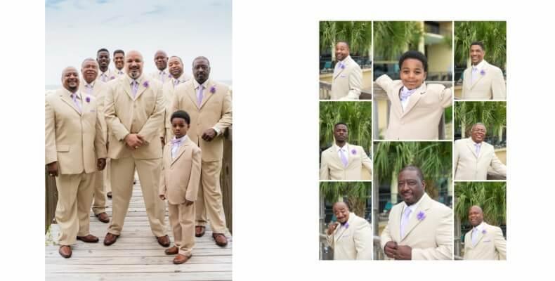009-010-2-790x400 Joel and Marcus {Wedding Album} | Isle Dauphine | Dauphin Island AL Wedding