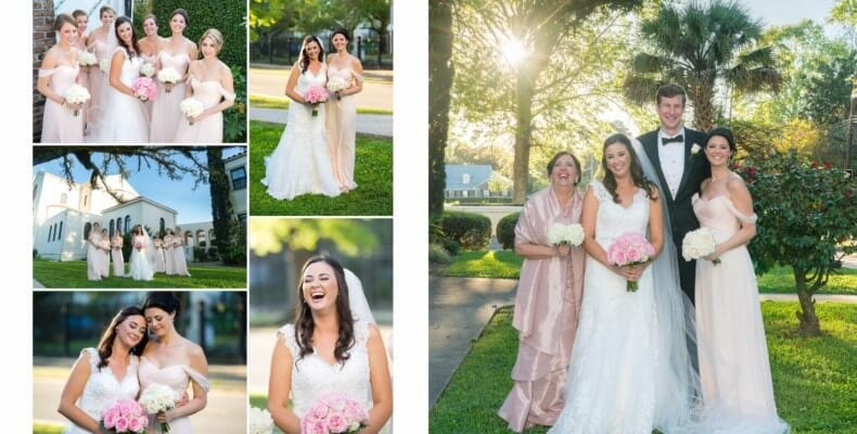 009-010-3-790x400 Emily and John {Wedding Album} | Mobile Alabama Wedding Photographer Wedding