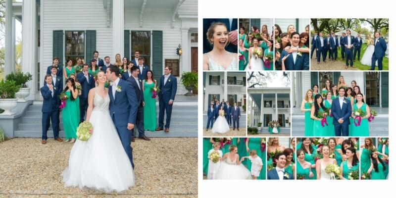 011-012-5-800x400 Emily and Harrison {Wedding Album} | Mobile Alabama Wedding Photographer Wedding