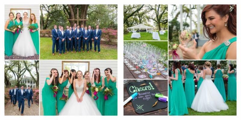 013-014-5-800x400 Emily and Harrison {Wedding Album} | Mobile Alabama Wedding Photographer Wedding