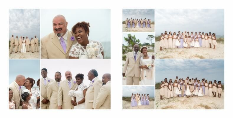 033-034-1-790x400 Joel and Marcus {Wedding Album} | Isle Dauphine | Dauphin Island AL Wedding