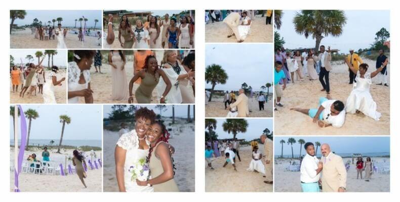 041-042-790x400 Joel and Marcus {Wedding Album} | Isle Dauphine | Dauphin Island AL Wedding