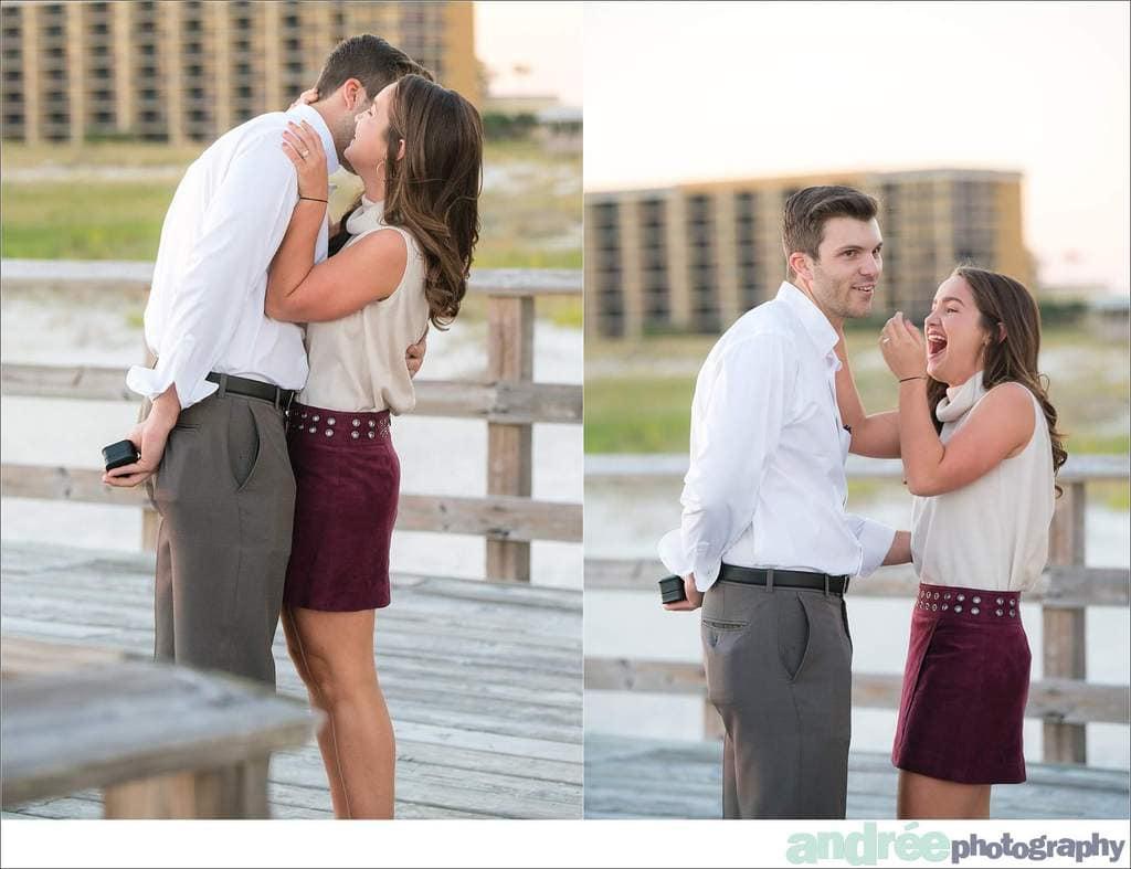 peyton-addison-fall-beach-proposal-dauphin-island-pier_0006 Peyton and Addison {Proposal} | Dauphin Island Pier | Dauphin Island, AL Engagement Wedding