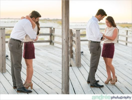 peyton-addison-fall-beach-proposal-dauphin-island-pier_0014-530x400 Peyton and Addison {Proposal} | Dauphin Island Alabama Proposal Photographer Engagement Wedding