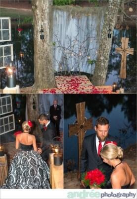 wedding-photos-lake-house-deanna-ashley_0139-277x400 Deanna and Ashley {Married}   Jackson Alabama Wedding Photographer Wedding
