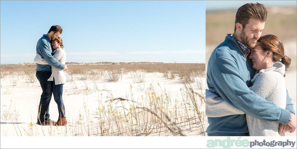 winter-windy-beach-engagement-dauphin-island_0004 Peyton and Addison {Engaged} | Dauphin Island Beach + Audubon Bird Sanctuary | Dauphin Island, AL Engagement Wedding