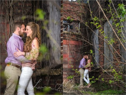 engagement-photos-outdoors-forest-canoe-downtown-mobile-makaela-gabe_0007-533x400 Makaela and Gabe {Engaged} | Bienville Square + Meaher State Park | Mobile, AL Engagement Photographer Business Engagement Wedding