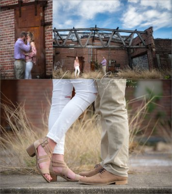 engagement-photos-outdoors-forest-canoe-downtown-mobile-makaela-gabe_0010-355x400 Makaela and Gabe {Engaged} | Bienville Square + Meaher State Park | Mobile, AL Engagement Photographer Business Engagement Wedding