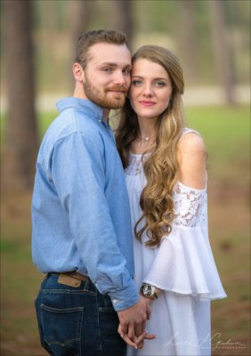 engagement-photos-outdoors-forest-canoe-downtown-mobile-makaela-gabe_0015-282x400 Makaela and Gabe {Engaged} | Bienville Square + Meaher State Park | Mobile, AL Engagement Photographer Business Engagement Wedding