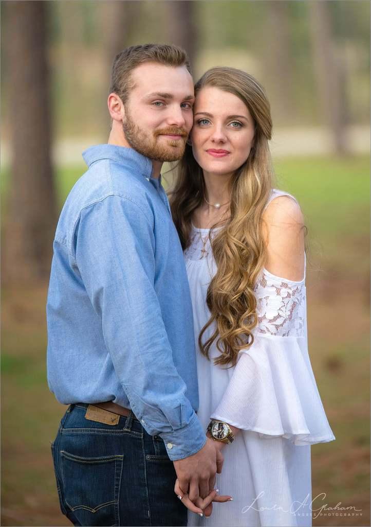 engagement-photos-outdoors-forest-canoe-downtown-mobile-makaela-gabe_0015 Makaela and Gabe {Engaged}   Mobile, Alabama Engagement Photographer Engagement Wedding