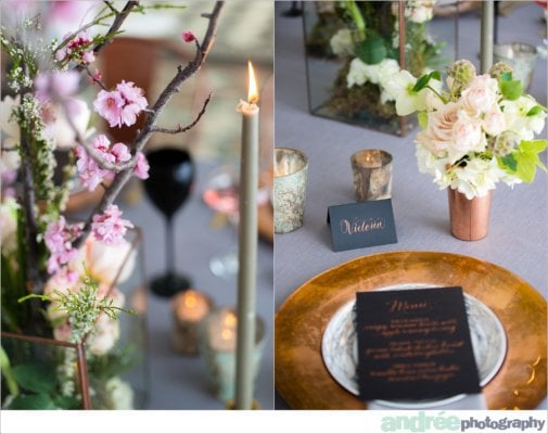 styled-shoot-photos-copper-and-cherry-blossoms_0016-505x400 Copper and Cherry Blossoms {Styled Bridal} | Alabama Editorial Photographer Bridal Editorial Wedding