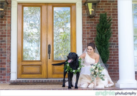 peyton-outdoors-oak-trees-black-lab-dog-bridal-session_0003-569x400 Peyton {Bridal} | Alabama Bridal Photographer Bridal Editorial Wedding