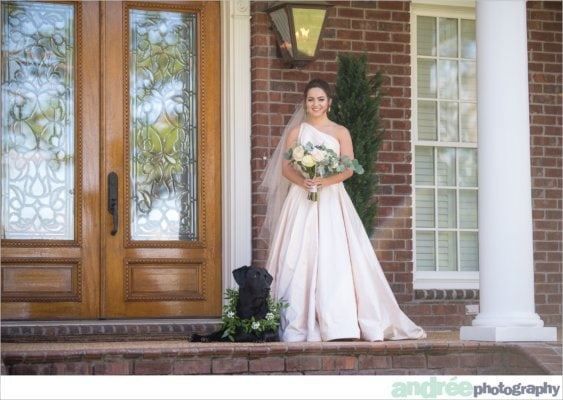 peyton-outdoors-oak-trees-black-lab-dog-bridal-session_0006-563x400 Peyton {Bridal} | Alabama Bridal Photographer Bridal Editorial Wedding