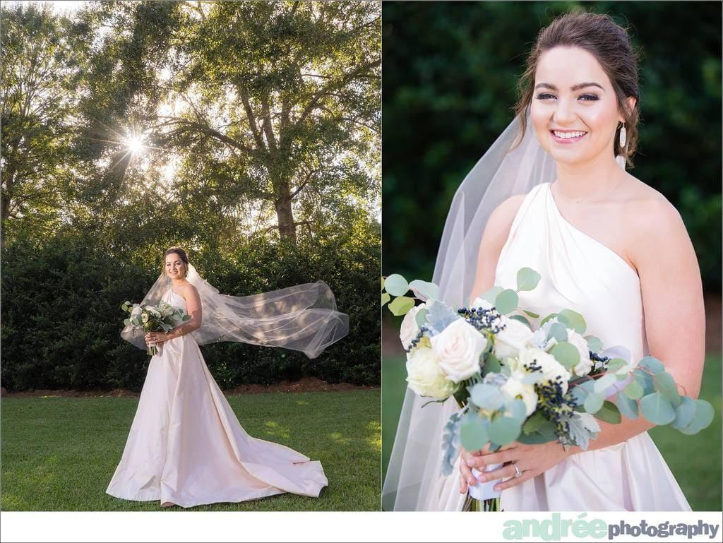 peyton-outdoors-oak-trees-black-lab-dog-bridal-session_0021 Peyton {Bridal Session} | Private Residence | Mobile, AL Bridal Wedding