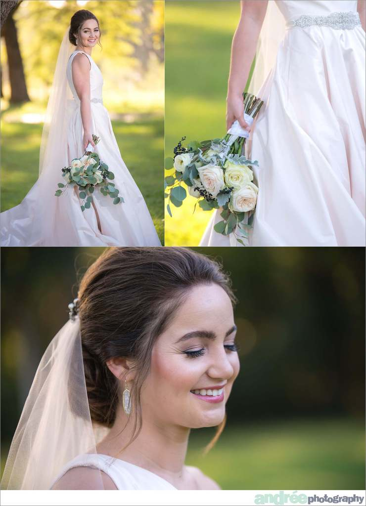 peyton-outdoors-oak-trees-black-lab-dog-bridal-session_0035 Peyton {Bridal Session}   Private Residence   Mobile, AL Bridal Wedding