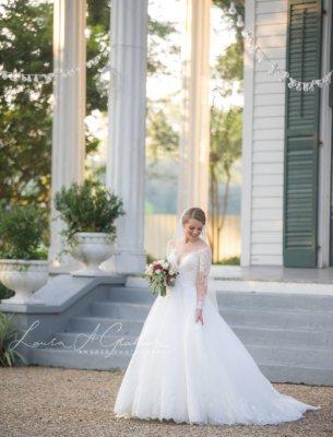 bridal-photos-outdoors-oaks-bragg-mitchell-mansion-makaela_0064-305x400 Makaela {Bridal Session} | Bragg-Mitchell Mansion | Mobile AL Bridal Photographer Wedding