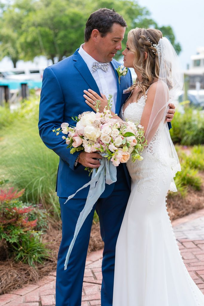 grand-hotel-point-clear-classic-southern-floral-bay-shore-katie-jeremy-wedding_0069-683x1024 Katie and Jeremy {Married} | The Grand Hotel Golf Resort & Spa - Autograph Collection | Point Clear, AL Wedding